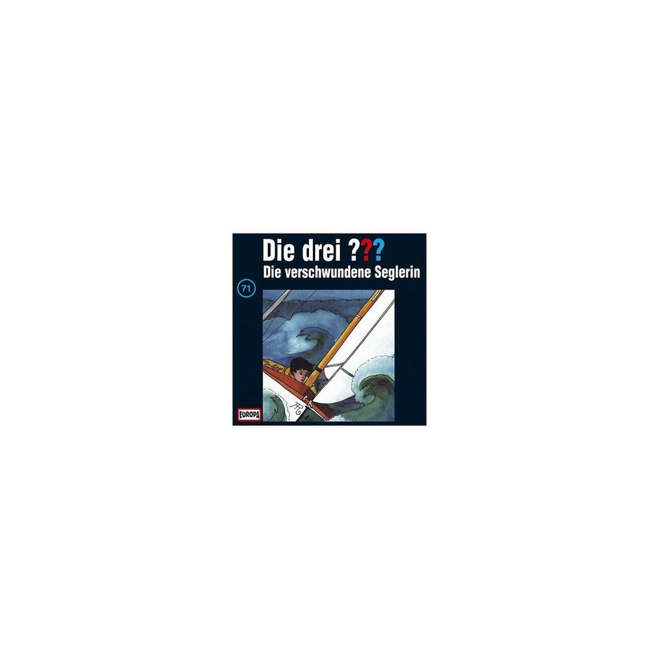 SONY BMG MUSIC CD Die Drei ??? 071/Die verschwundene Seglerin