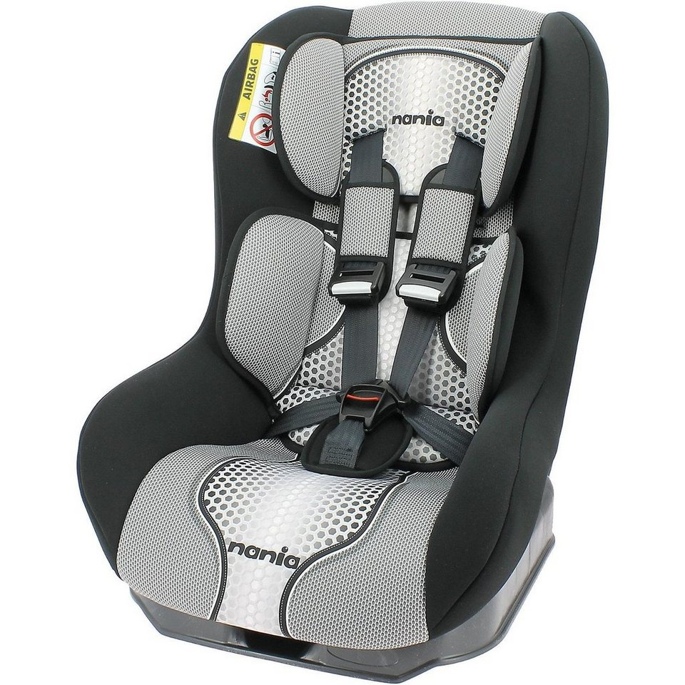 Osann Auto-Kindersitz Safety Plus NT, Pop Black, 2016 in schwarz