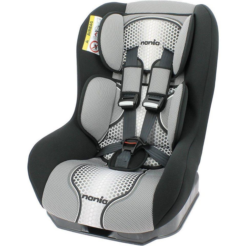 Osann Auto-Kindersitz Safety Plus NT, Pop Black, 2017 in schwarz