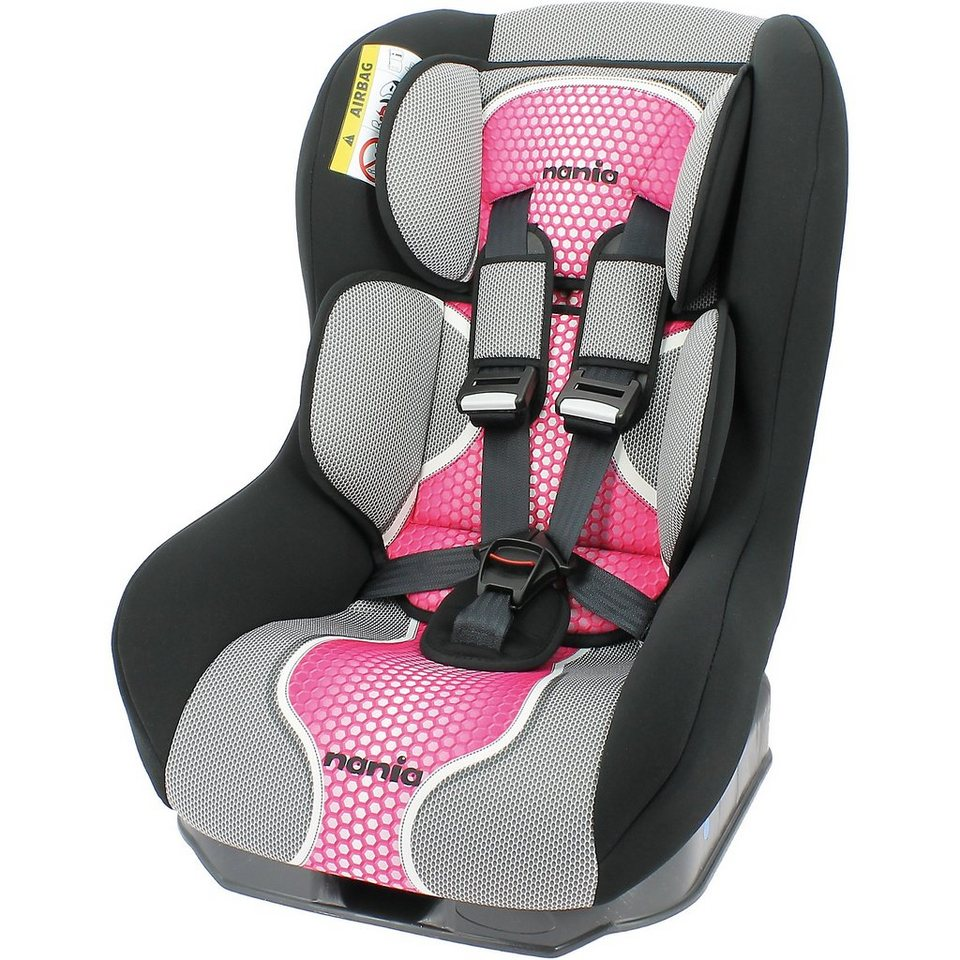 Osann Auto-Kindersitz Safety Plus NT, Pop Pink, 2017 in pink