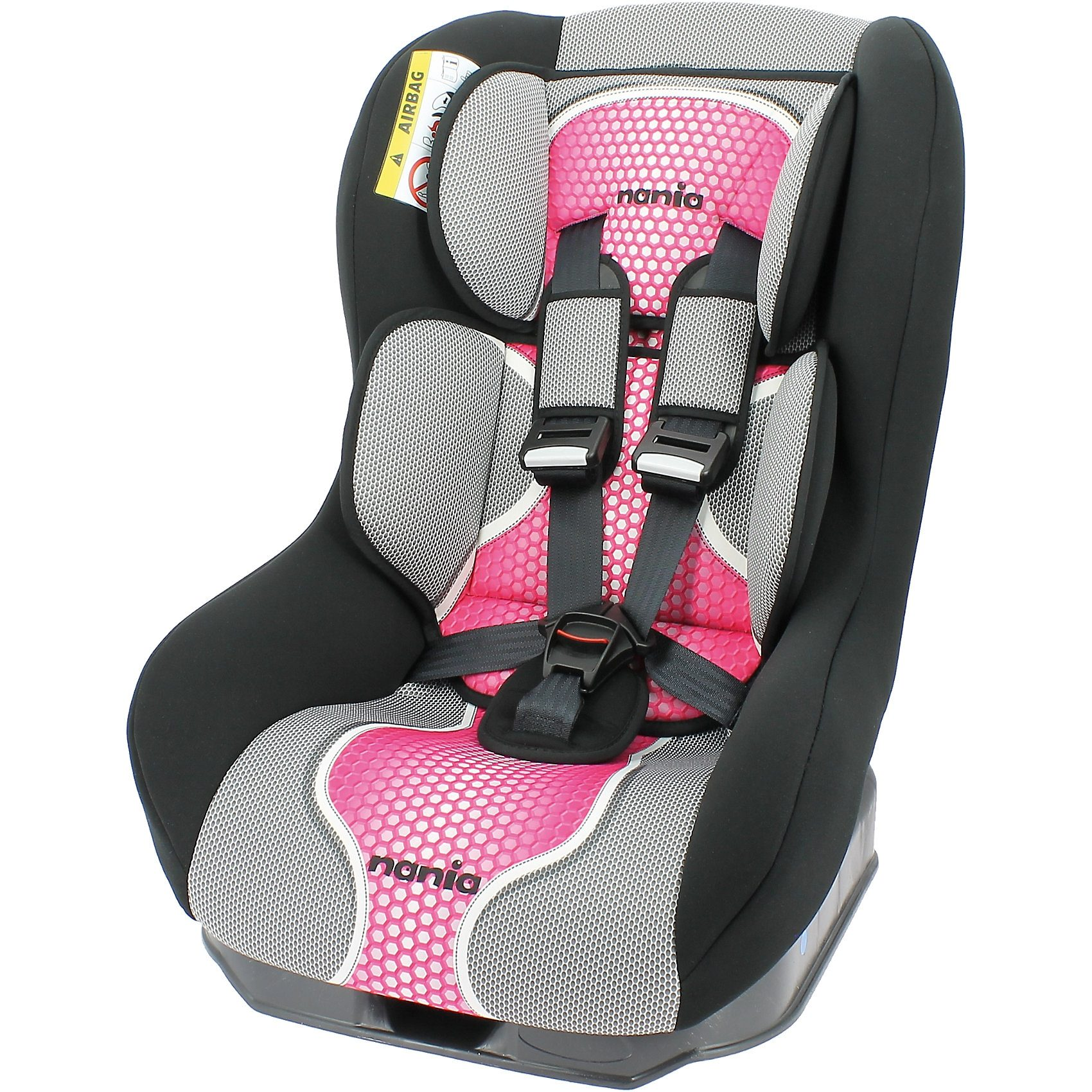Osann Auto-Kindersitz Safety Plus NT, Pop Pink, 2017