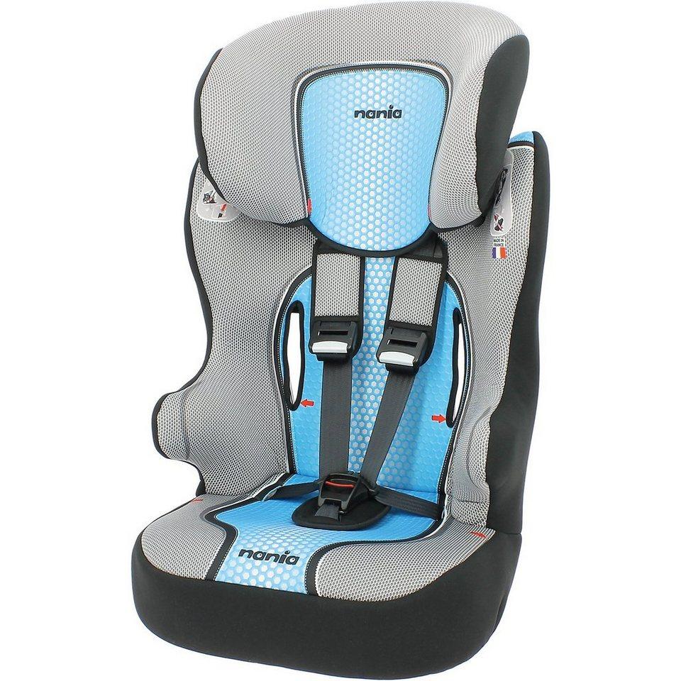 Osann Auto-Kindersitz Racer SP, Pop Blue, 2017 in blau