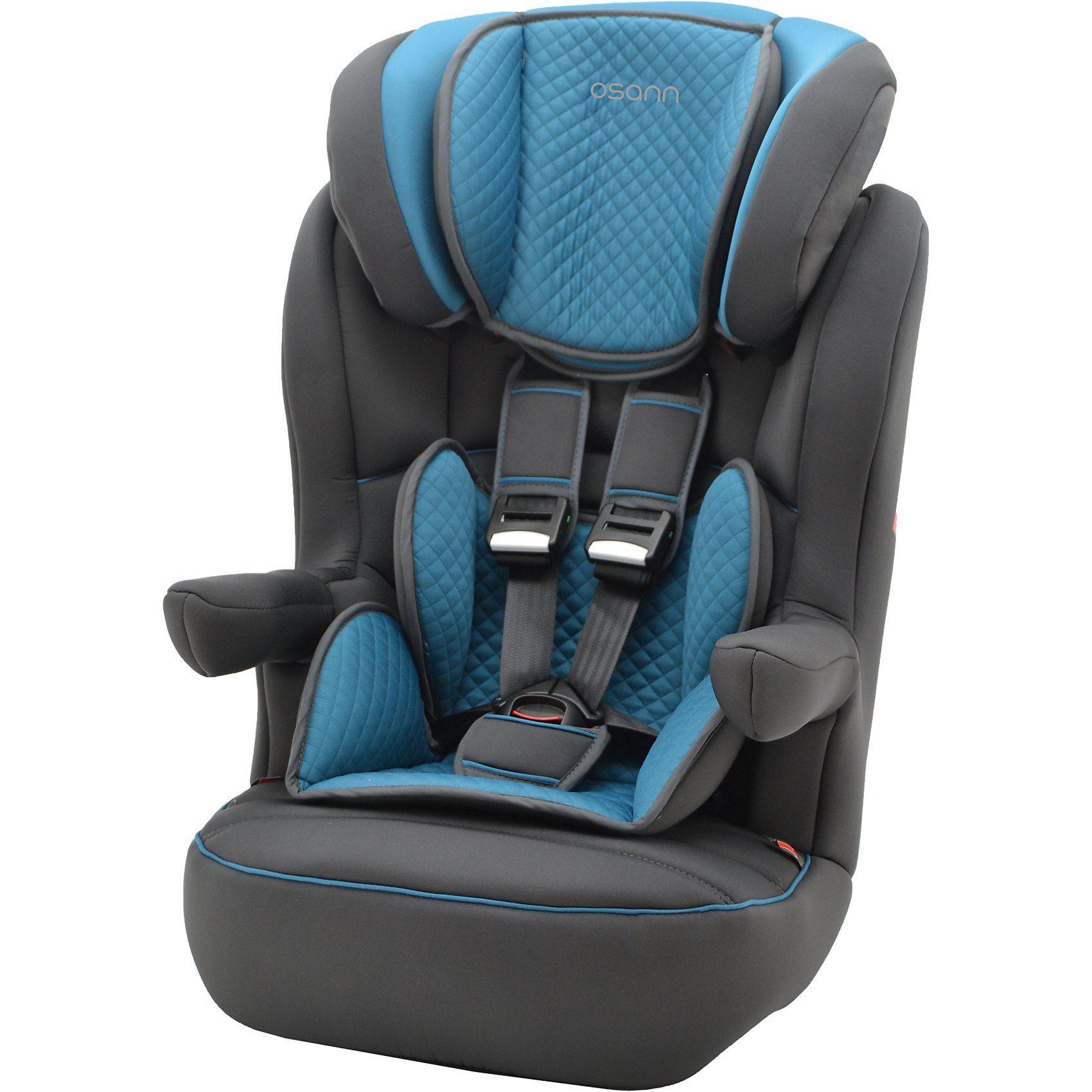 Osann Auto-Kindersitz Comet, Quilt Petrol, 2017
