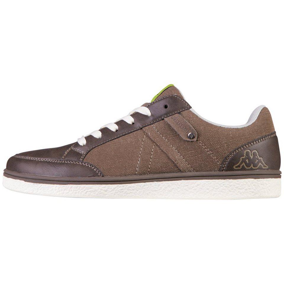 KAPPA Sneaker »FLOYD« in brown/offwhite