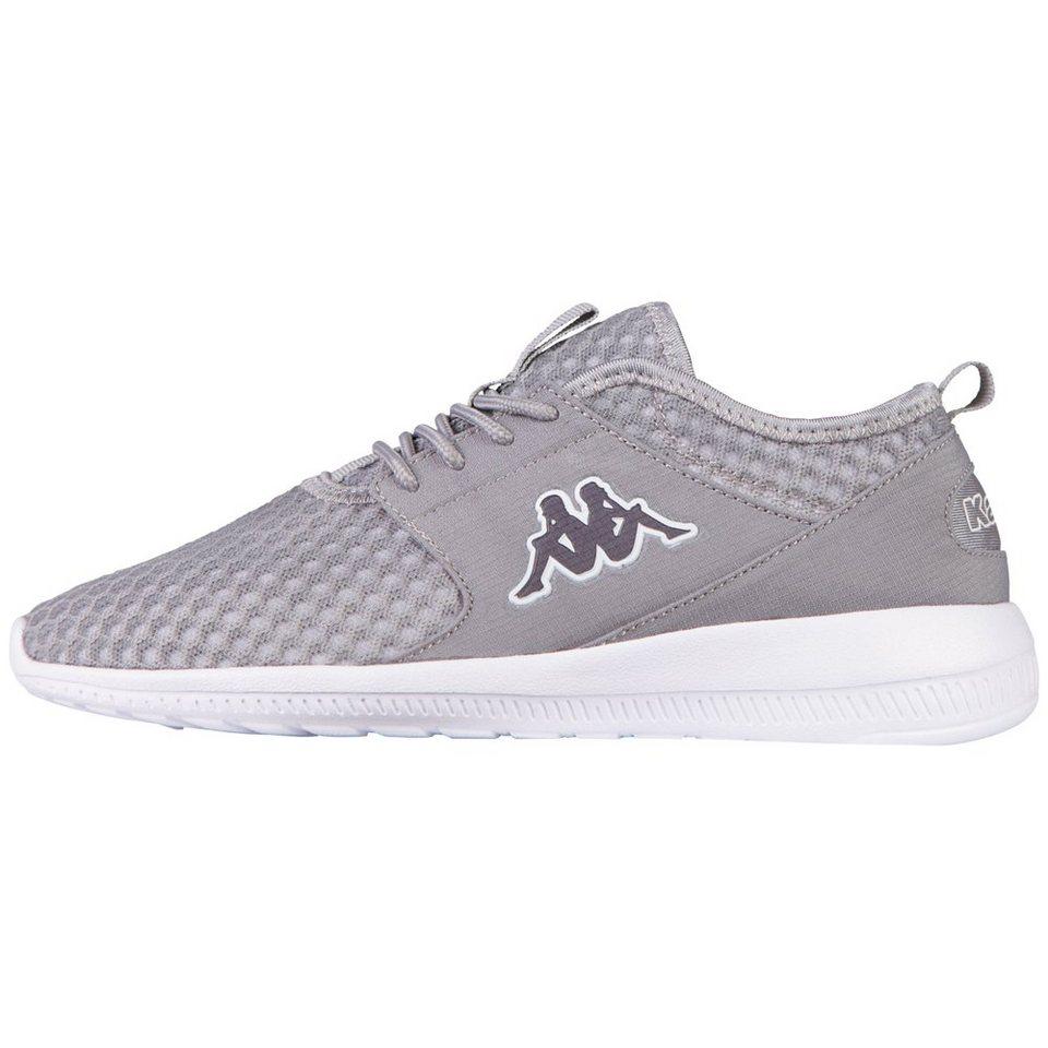 KAPPA Sneaker »SOL« in grey/white