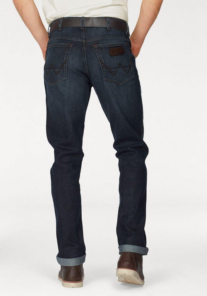 Wrangler Stretch-Jeans »Texas« Original Straight in racer