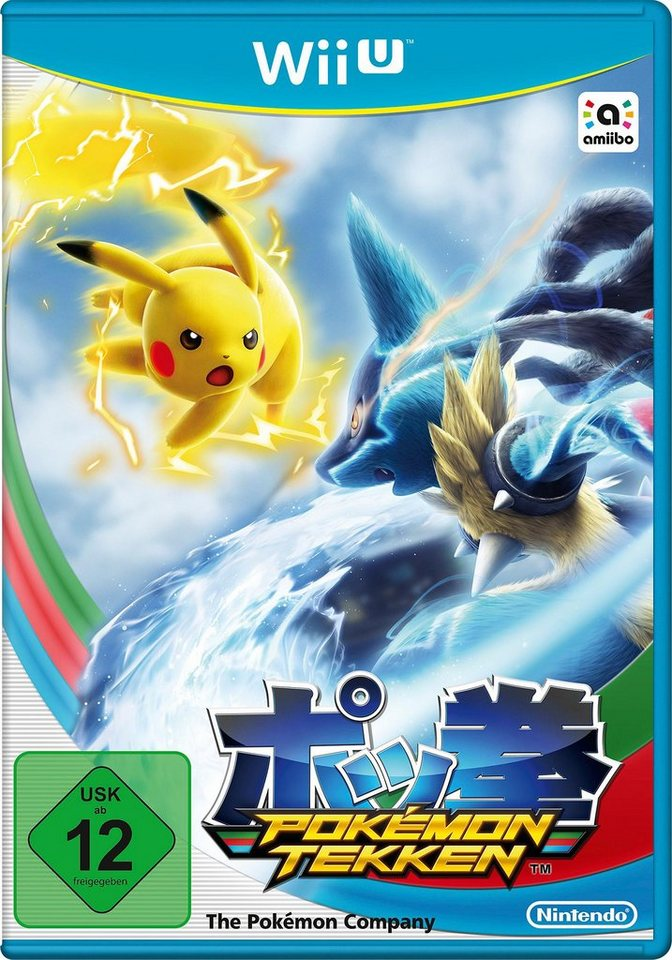 Pokémon Tekken Nintendo Wii U