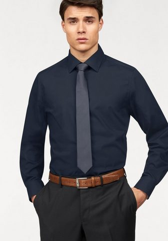 Рубашка для бизнеса »Slim-fit&la...