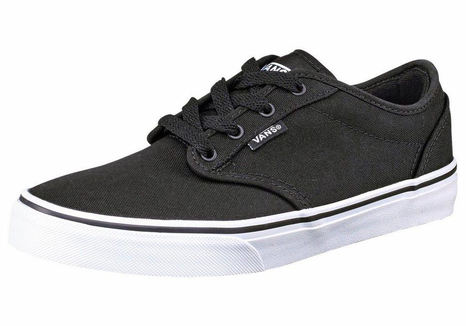 Vans »Atwood J« Sneaker in schwarz-weiß
