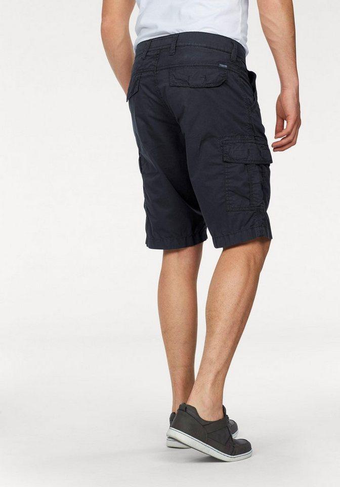 Pionier Shorts »Lars« Mit Cargotaschen in navy