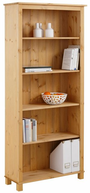 Küchenregale - Home affaire Regal »Pivo«, aus massivem schönen Kiefernholz, Höhe 171 cm  - Onlineshop OTTO