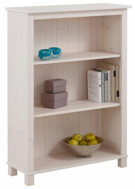 Küchenregale - Home affaire Regal »Pivo«, aus schönem massivem Kiefernholz, Höhe 106 cm  - Onlineshop OTTO
