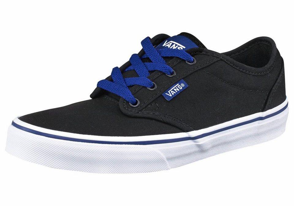 Vans Sneaker in schwarz-blau