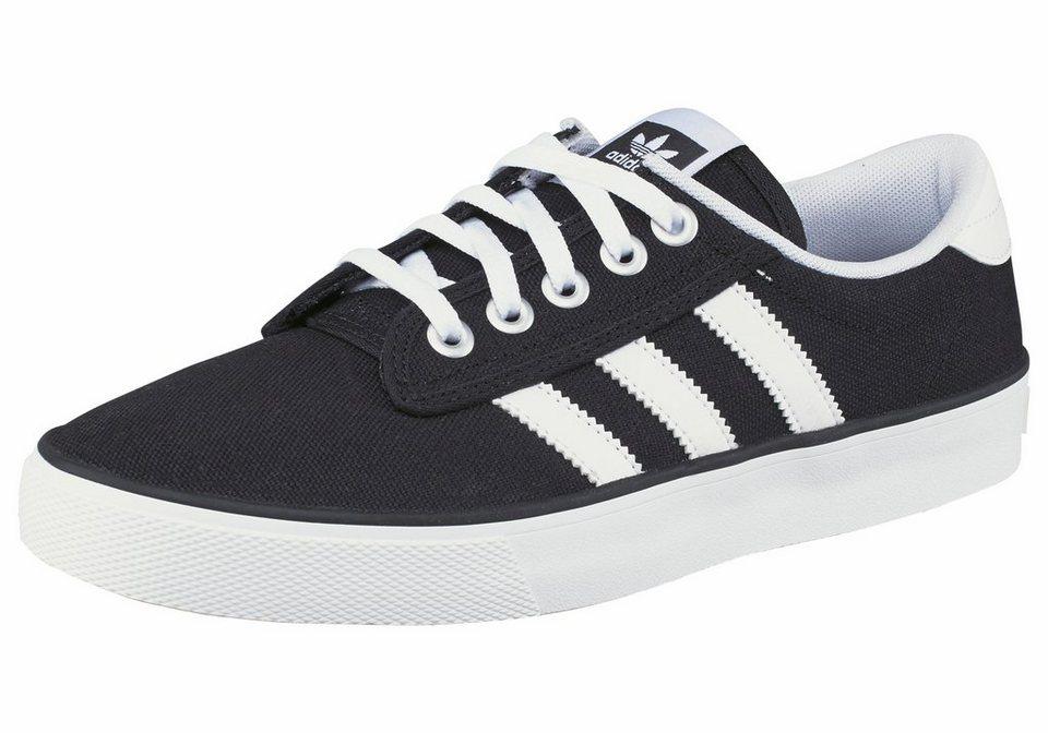 adidas Originals »Kiel« Sneaker in schwarz-weiß