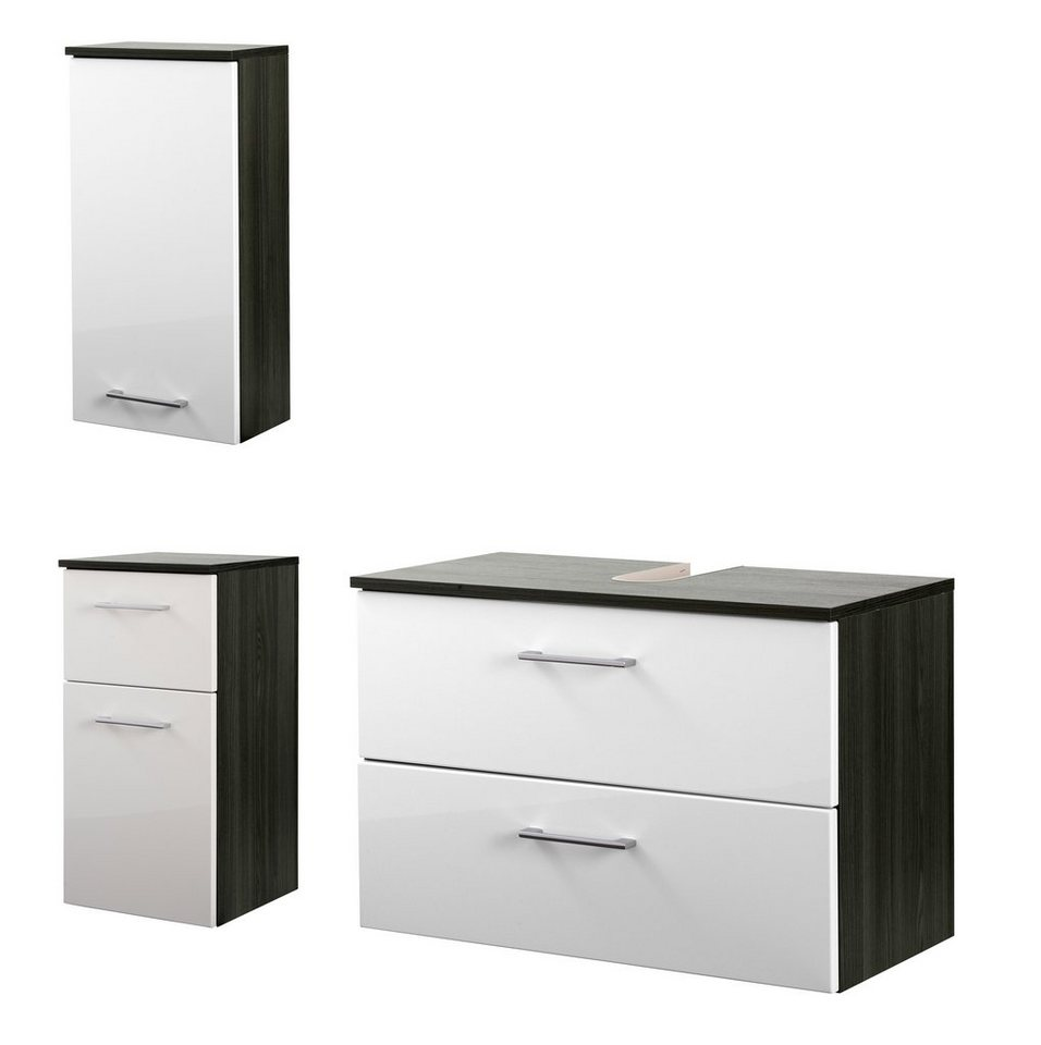 held m bel badm bel set marinello 3 tlg kaufen otto. Black Bedroom Furniture Sets. Home Design Ideas