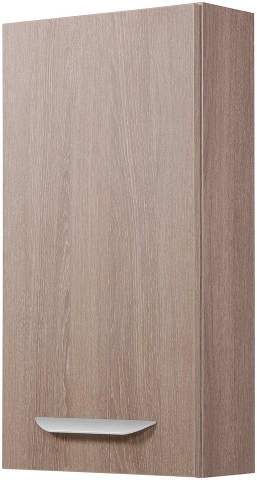 Fackelmann Hängeschrank »Lavella«, Breite 35 cm in eichefarben x eichefarben