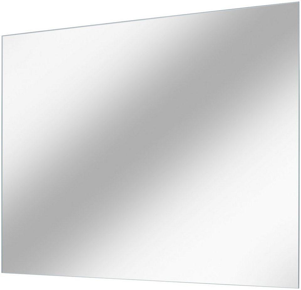 Spiegel »Lavella«, Breite 100 cm in transparent