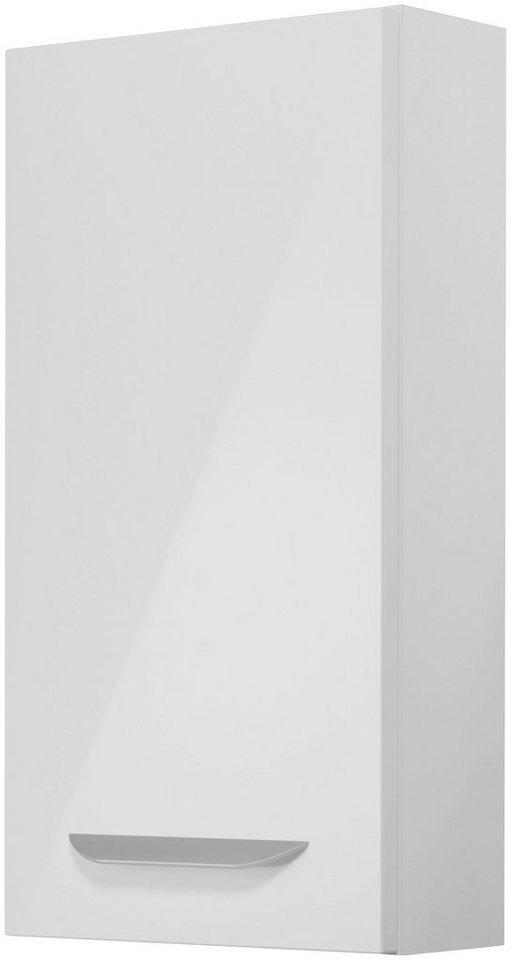 Fackelmann Hängeschrank »Lavella«, Breite 35 cm in weiß x weiß