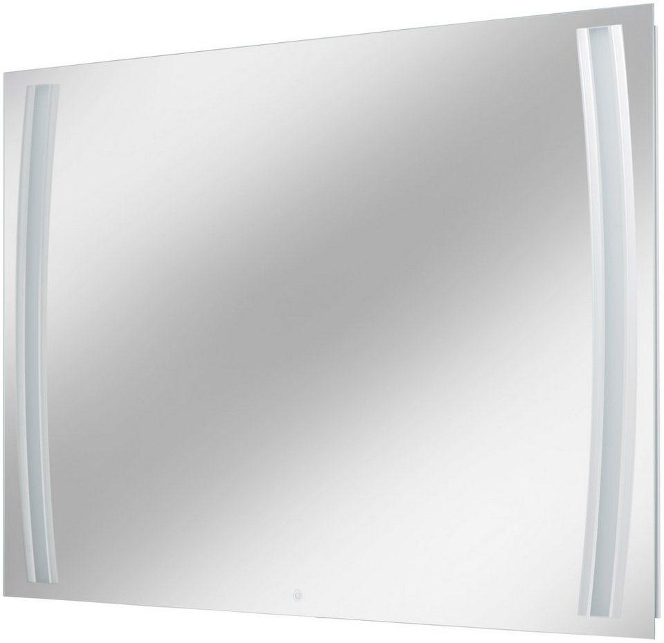FACKELMANN Spiegel »Lavella und Rondo«, Breite 100 cm in transparent