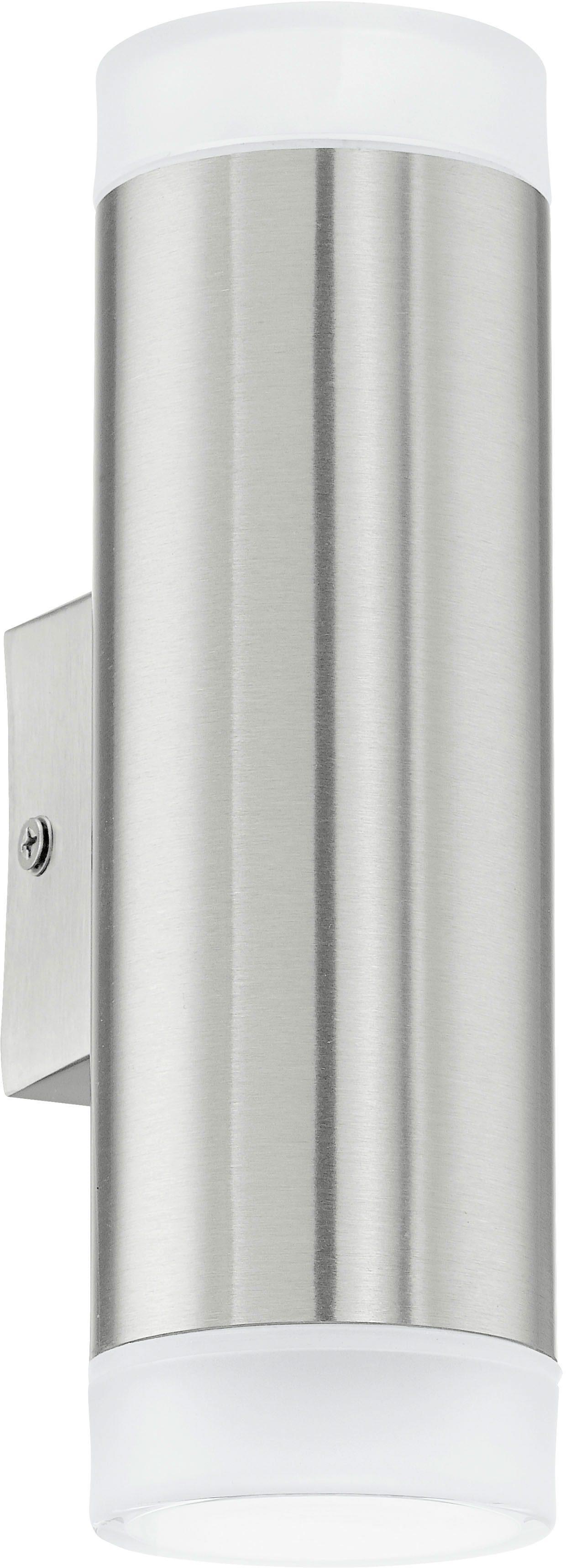EGLO LED Außen-Wandleuchte »RIGA-LED«, 2-flammig