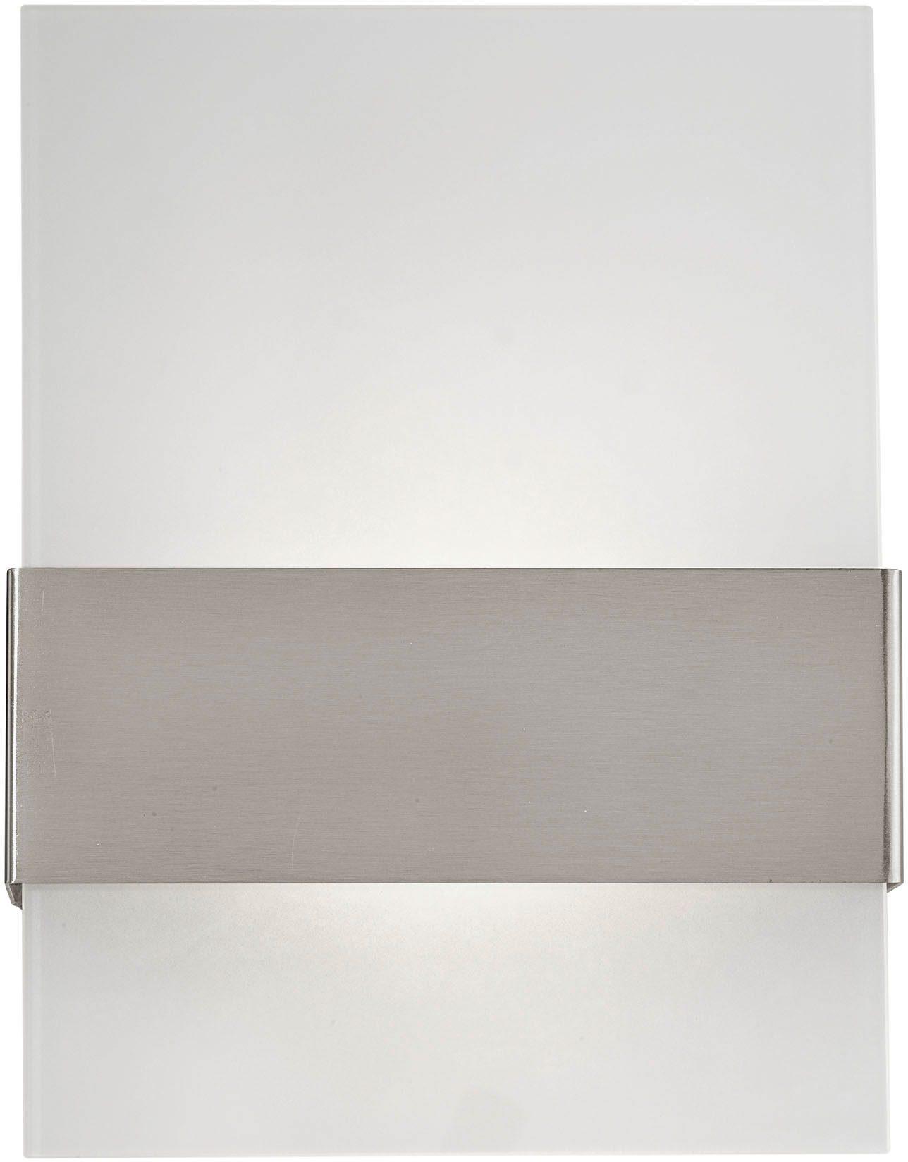 Eglo LED Außenleuchte, 2 flg., Wandleuchte, »Nadela«