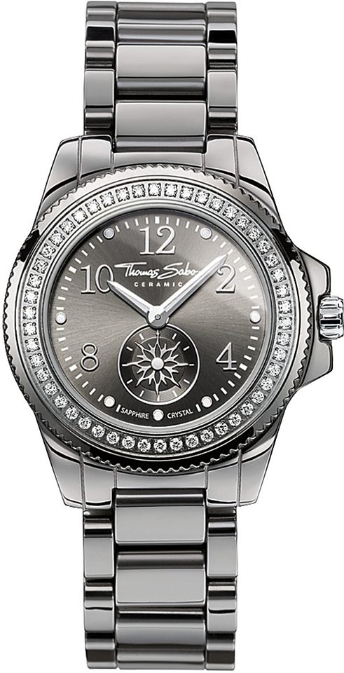 THOMAS SABO Quarzuhr »GLAM CHIC, WA0160«