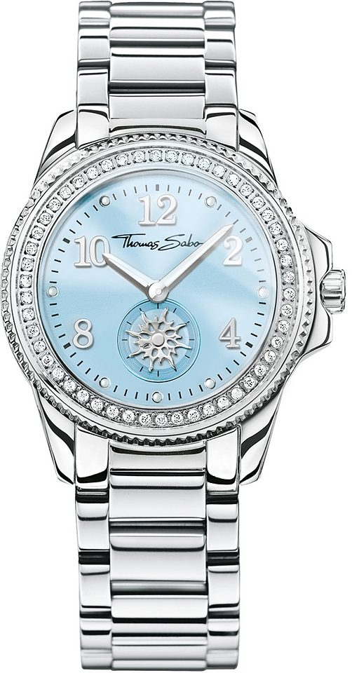 Thomas Sabo Quarzuhr »GLAM CHIC, WA0254«
