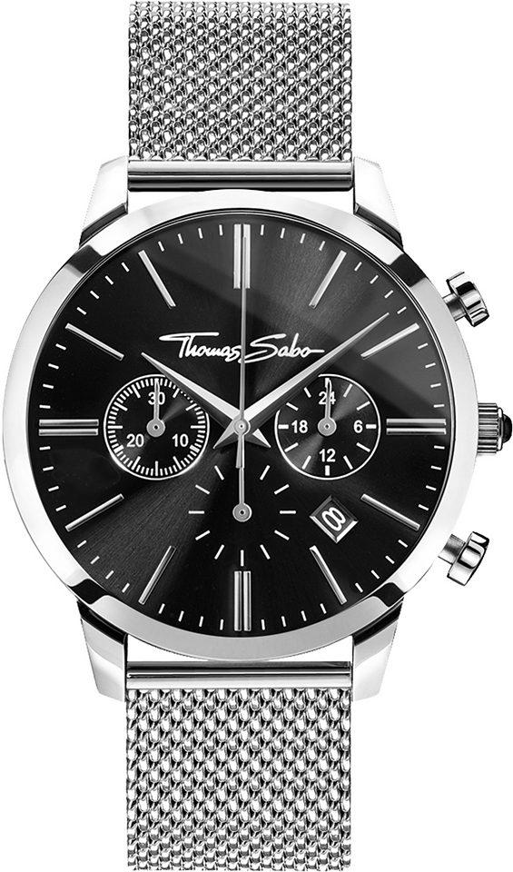 Thomas Sabo Chronograph »REBEL SPIRIT CHRONO, WA0245«