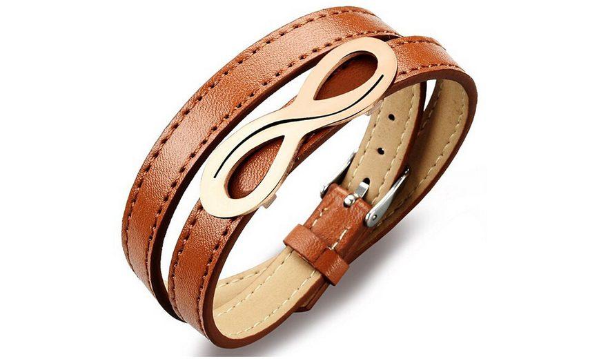 firetti Armband zum Wickeln, »Unendlichkeit«