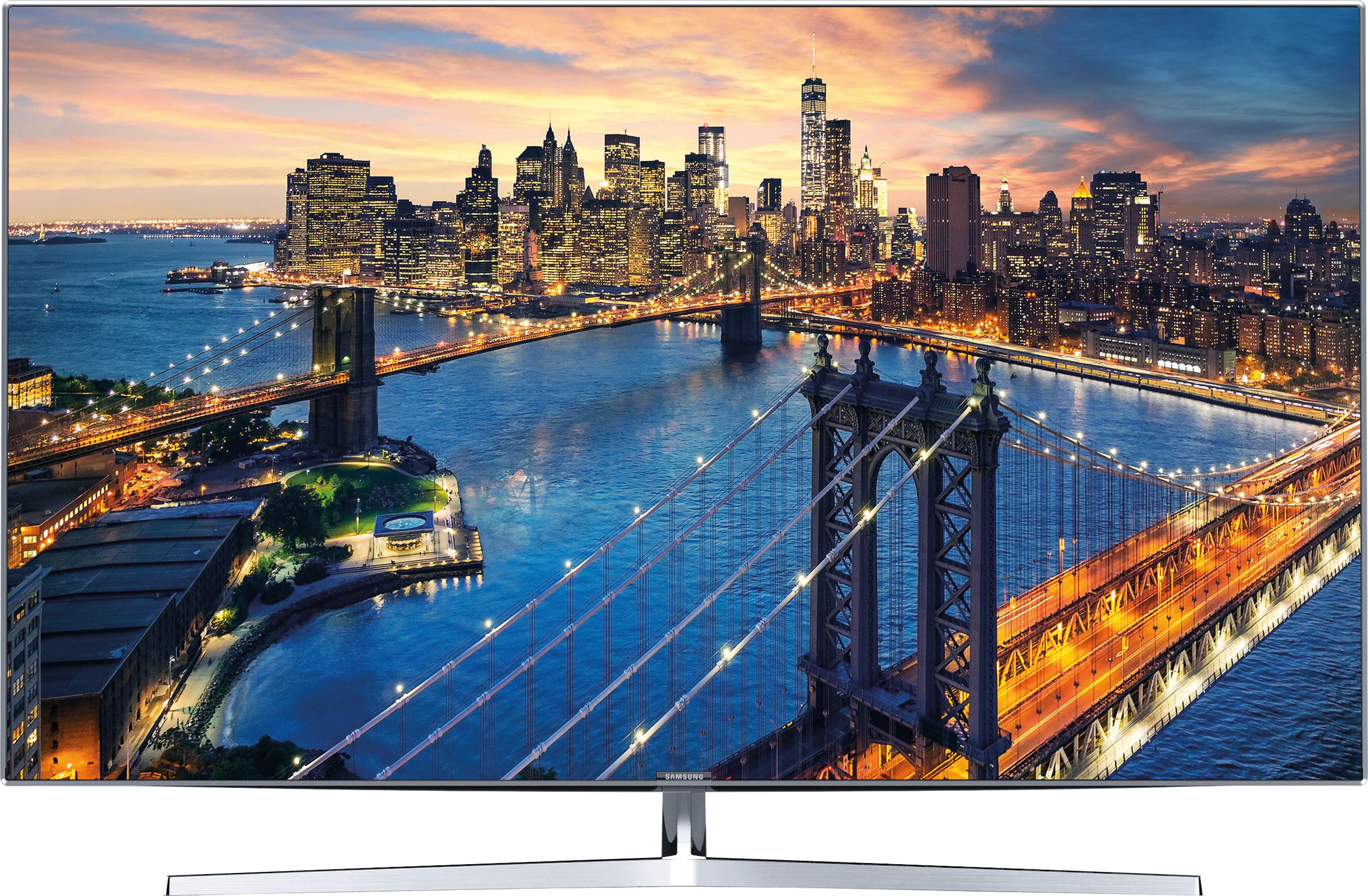 Samsung UE65KS8090TXZG, LED Fernseher, 163 cm (65 Zoll), 2160p (SUHD), Smart-TV