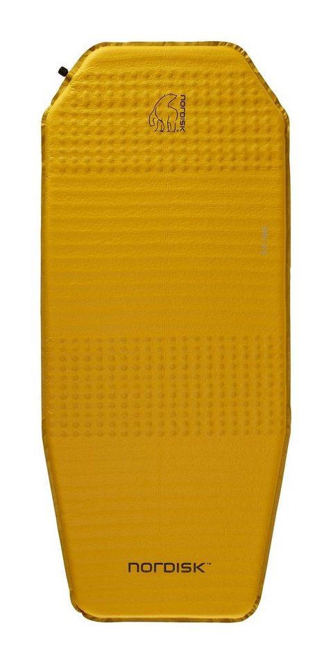 Nordisk Luftmatratze »Ven 2.5 Self-Inflatable Mat« in gelb