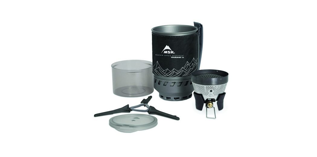MSR Camping-Kocher »WindBurner Stove System 1,8L«