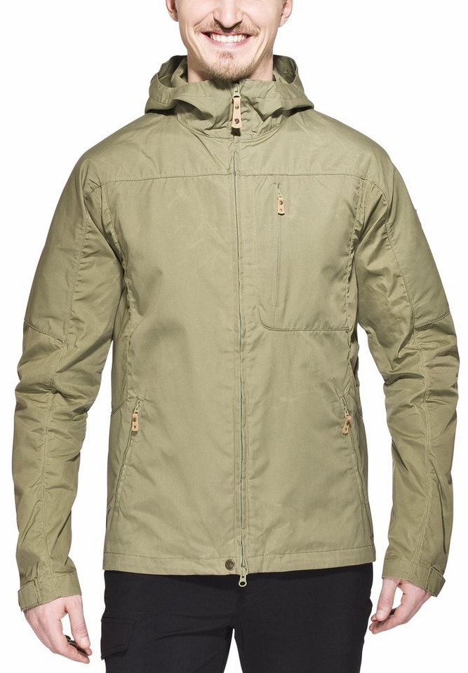 Fjällräven Outdoorjacke »Sten Jacket Men« in grün
