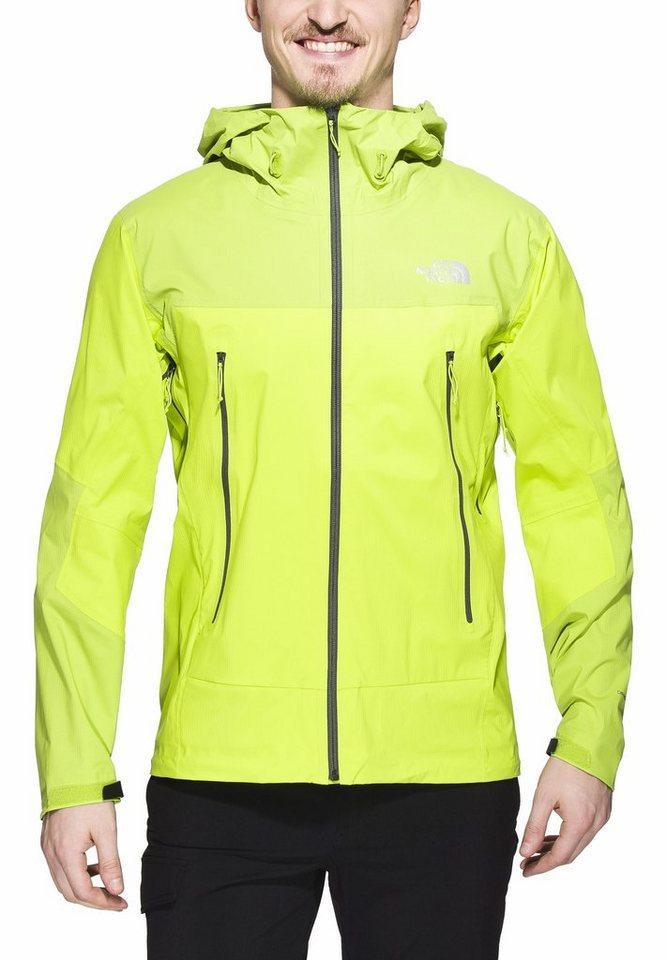 The North Face Regenjacke »Diad Jacket Men« in grün