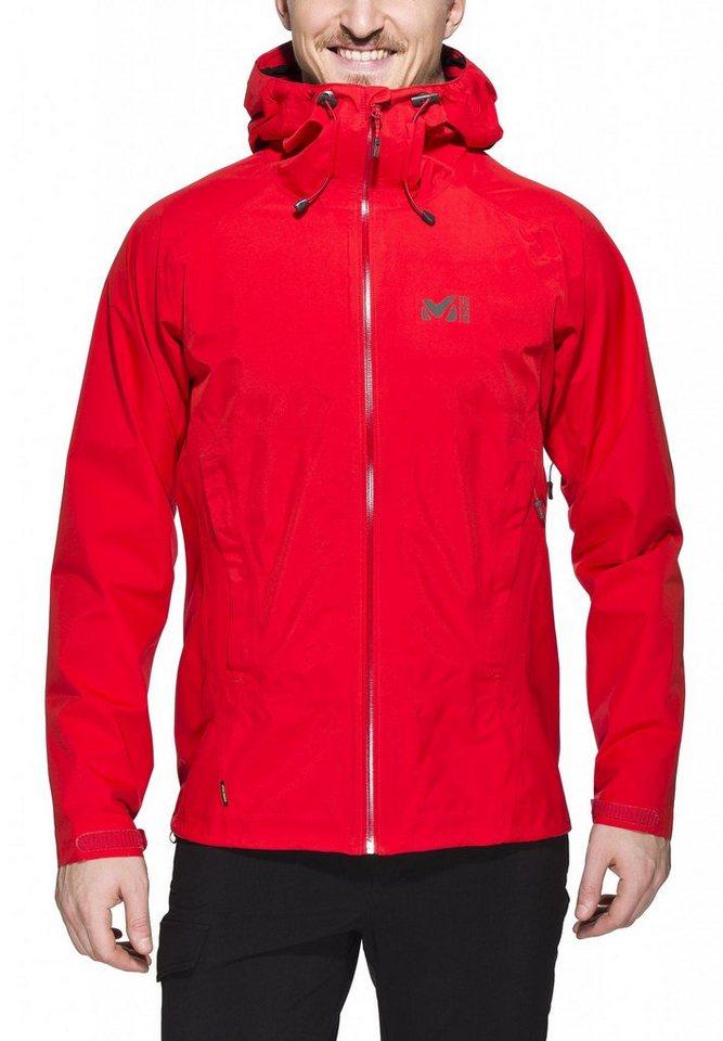Millet Regenjacke »Hymal Pass 3L Jacket Men« in rot