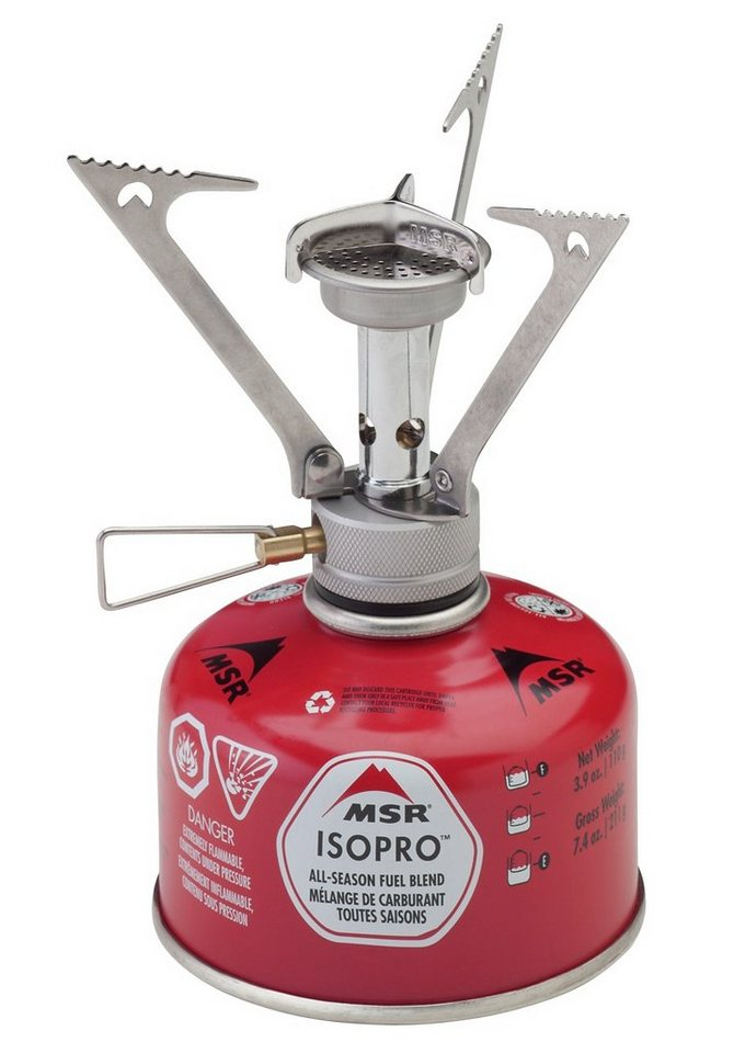 MSR Camping-Kocher »PocketRocket Stove« in silber