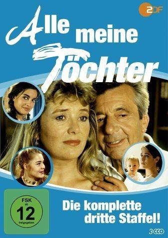 DVD »Alle meine Töchter - Die komplette dritte...«