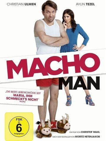 DVD »Macho Man«