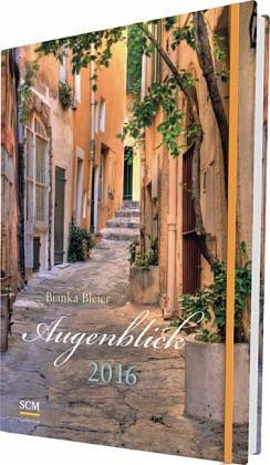 Gebundenes Buch »Augenblick 2016 Motiv Mediterrano«