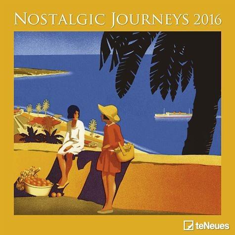 Kalender »Nostalgic Journeys 2016«