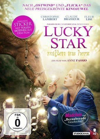 DVD »Lucky Star - Mitten ins Herz«
