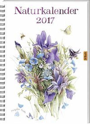 Broschiertes Buch »Naturkalender 2017«