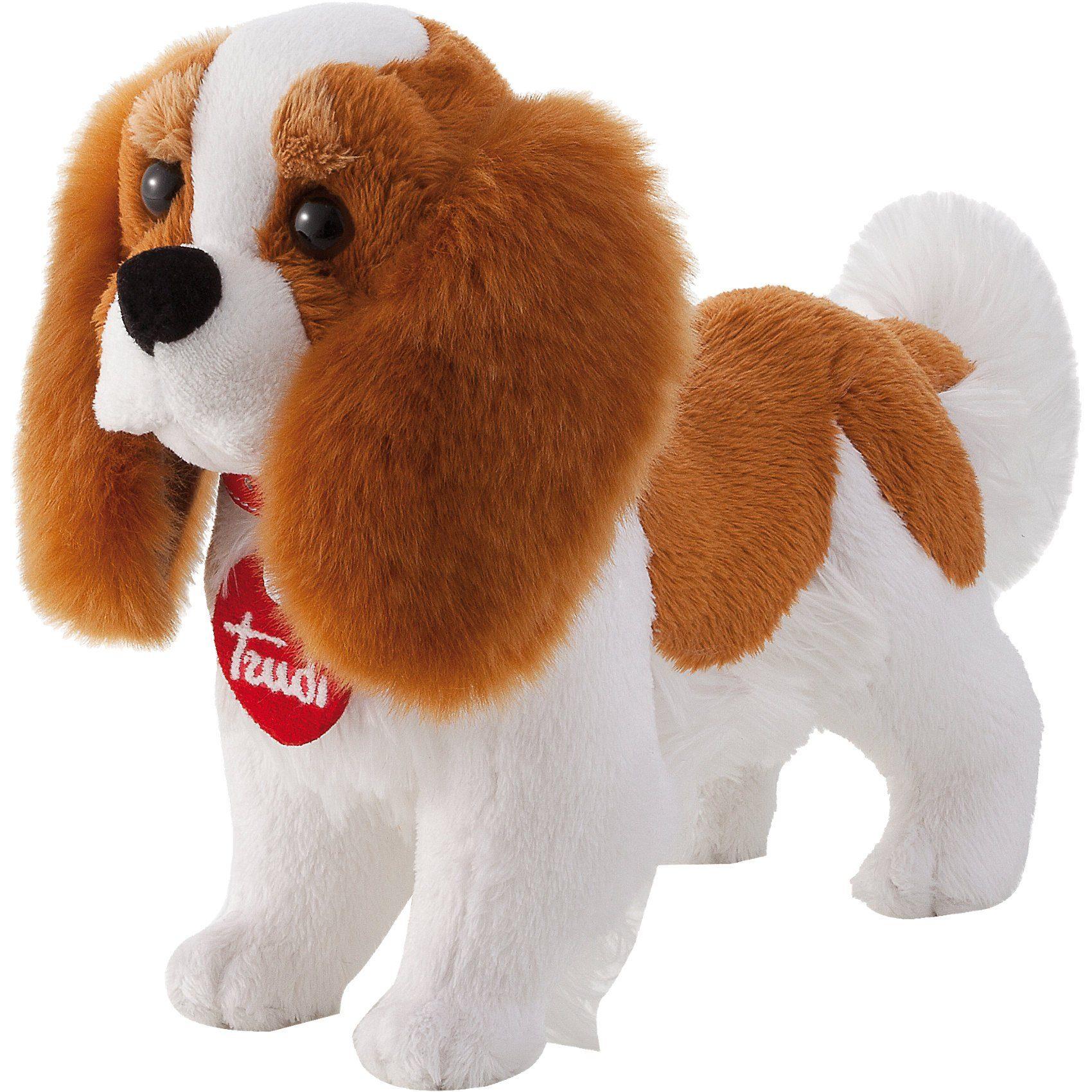 Trudi Classic Hund King Charles Lucilla 23cm