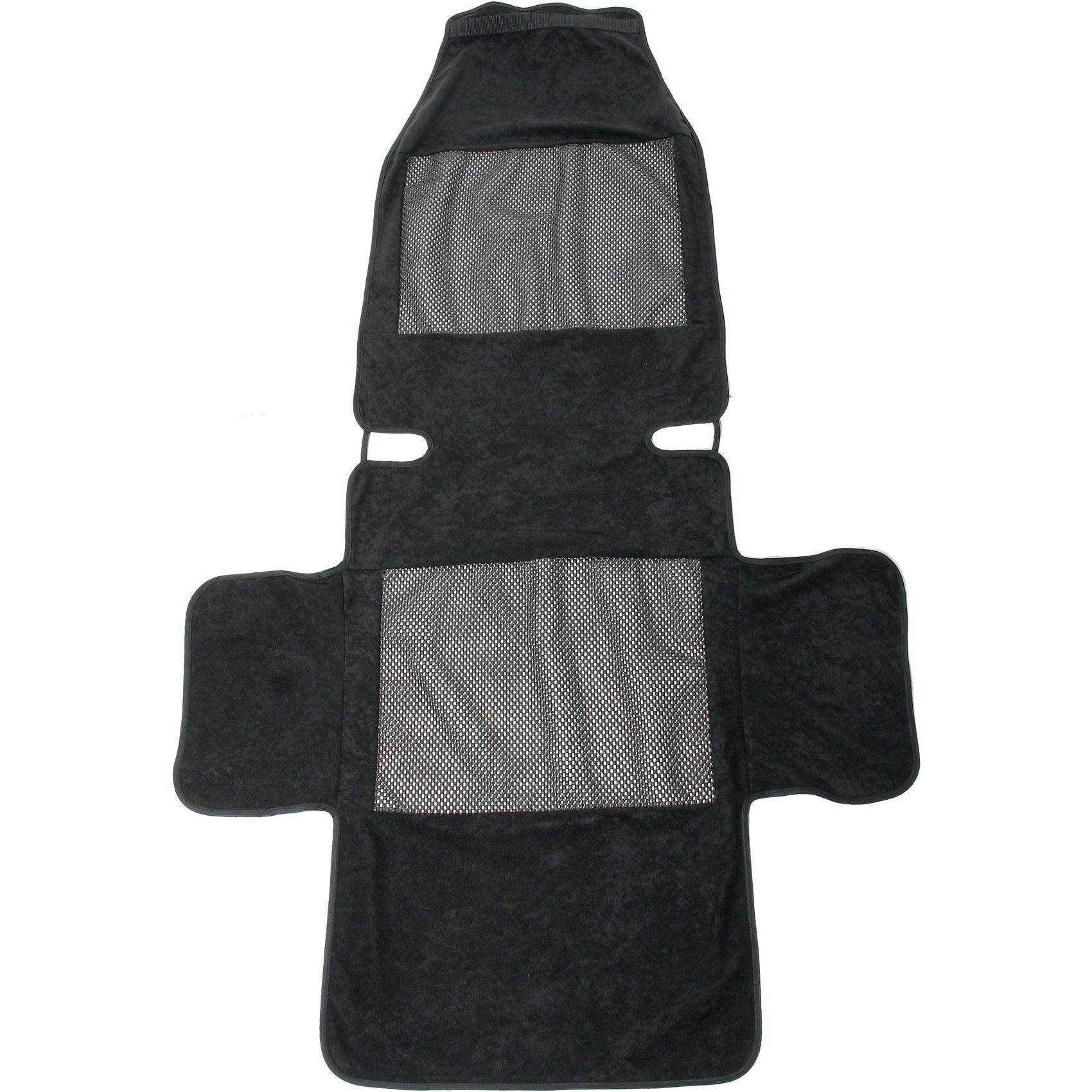 Osann Schutzunterlage für Kindersitze, schwarz