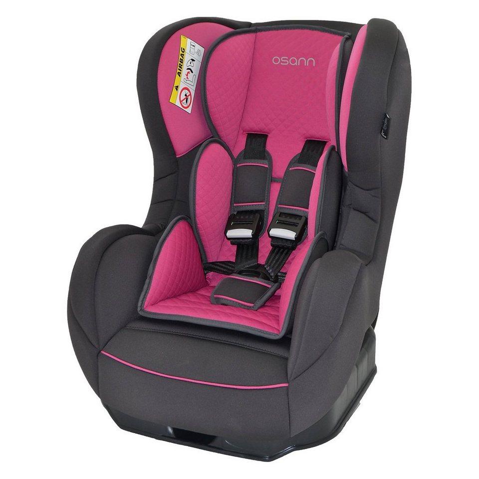 Osann Auto-Kindersitz Safety One, Quilt Framboise, 2016 in pink