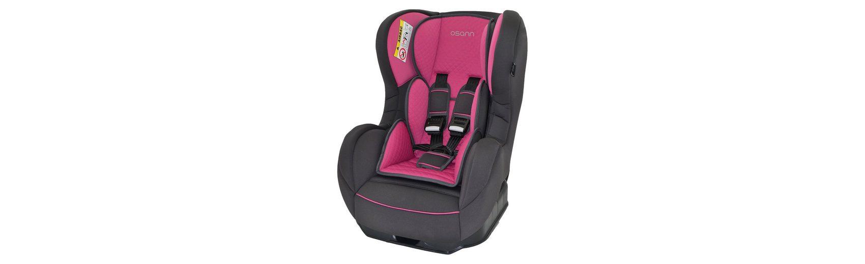 Osann Auto-Kindersitz Safety One, Quilt Framboise, 2016