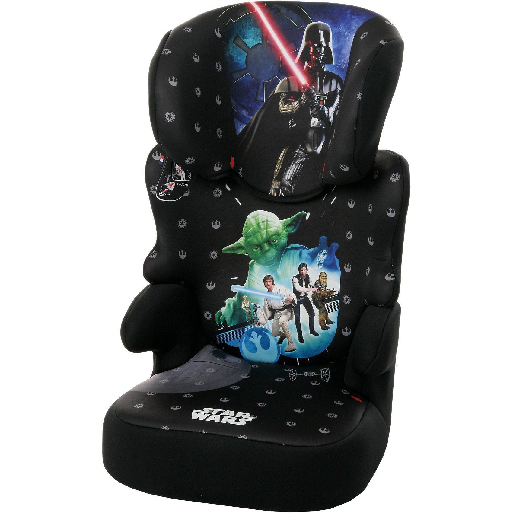 Nania Auto-Kindersitz BeFix SP, Star Wars Luke, 2017