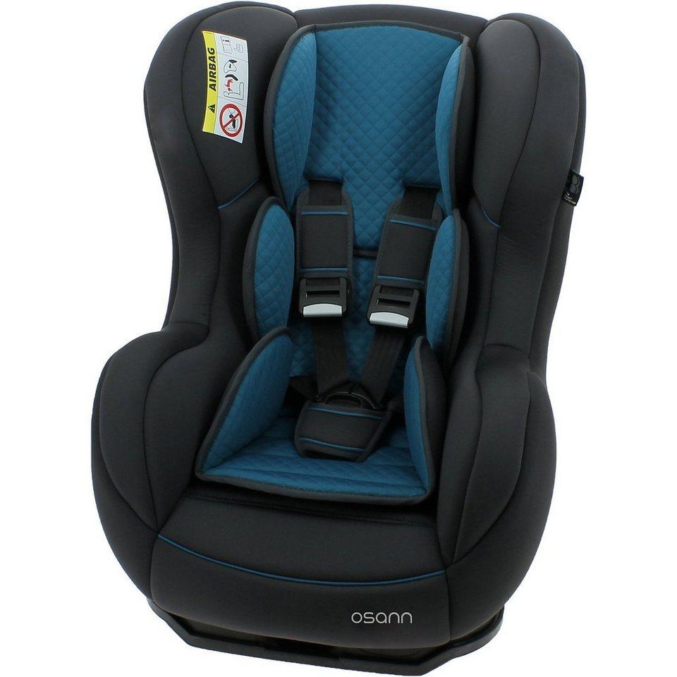 Osann Auto-Kindersitz Safety One, Quilt Petrol, 2016 in petrol