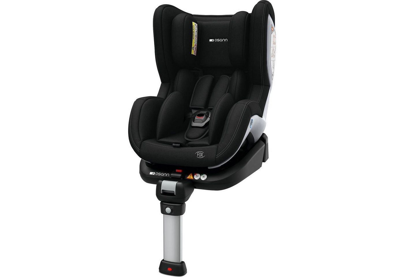 Osann Auto-Kindersitz FOX Schwarz 2018 schwarz   04016428108057