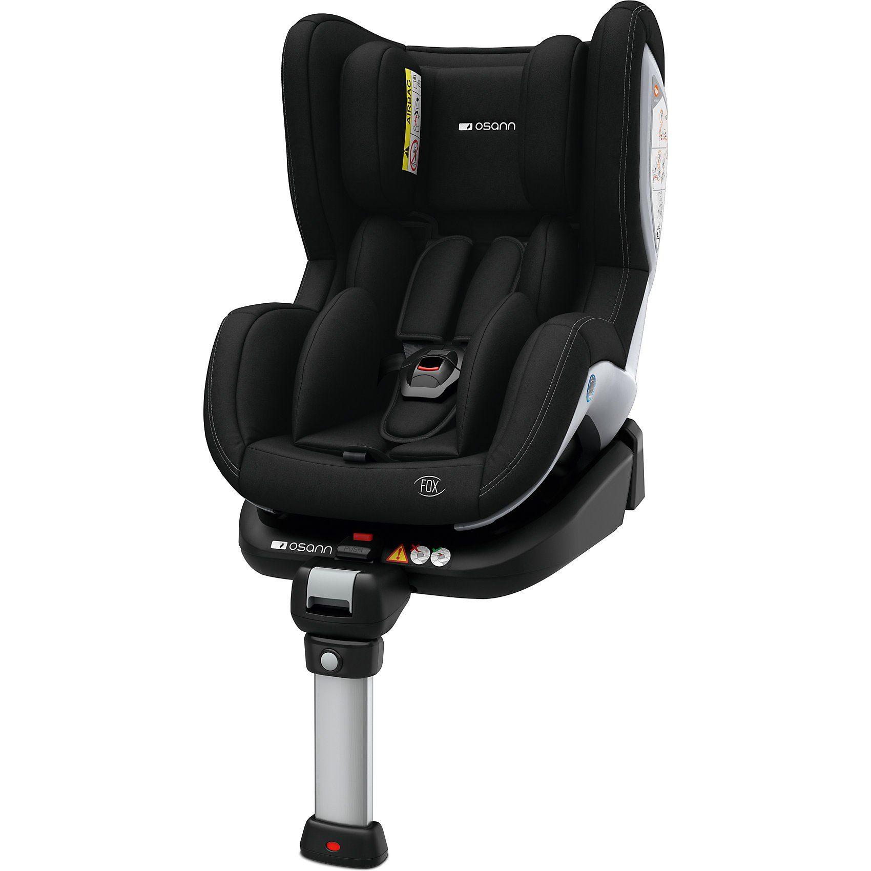 Osann Auto-Kindersitz FOX, Schwarz, 2017